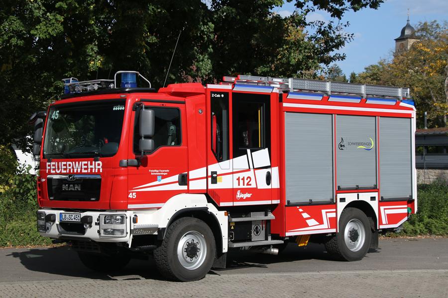 Löschgruppenfahrzeug (LF 20 KatS)