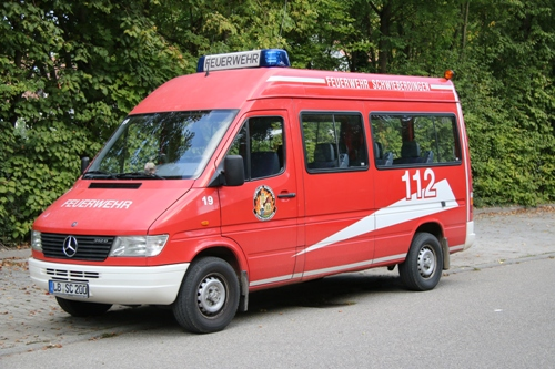 Mannschaftstransportwagen (MTW) (a.D.)
